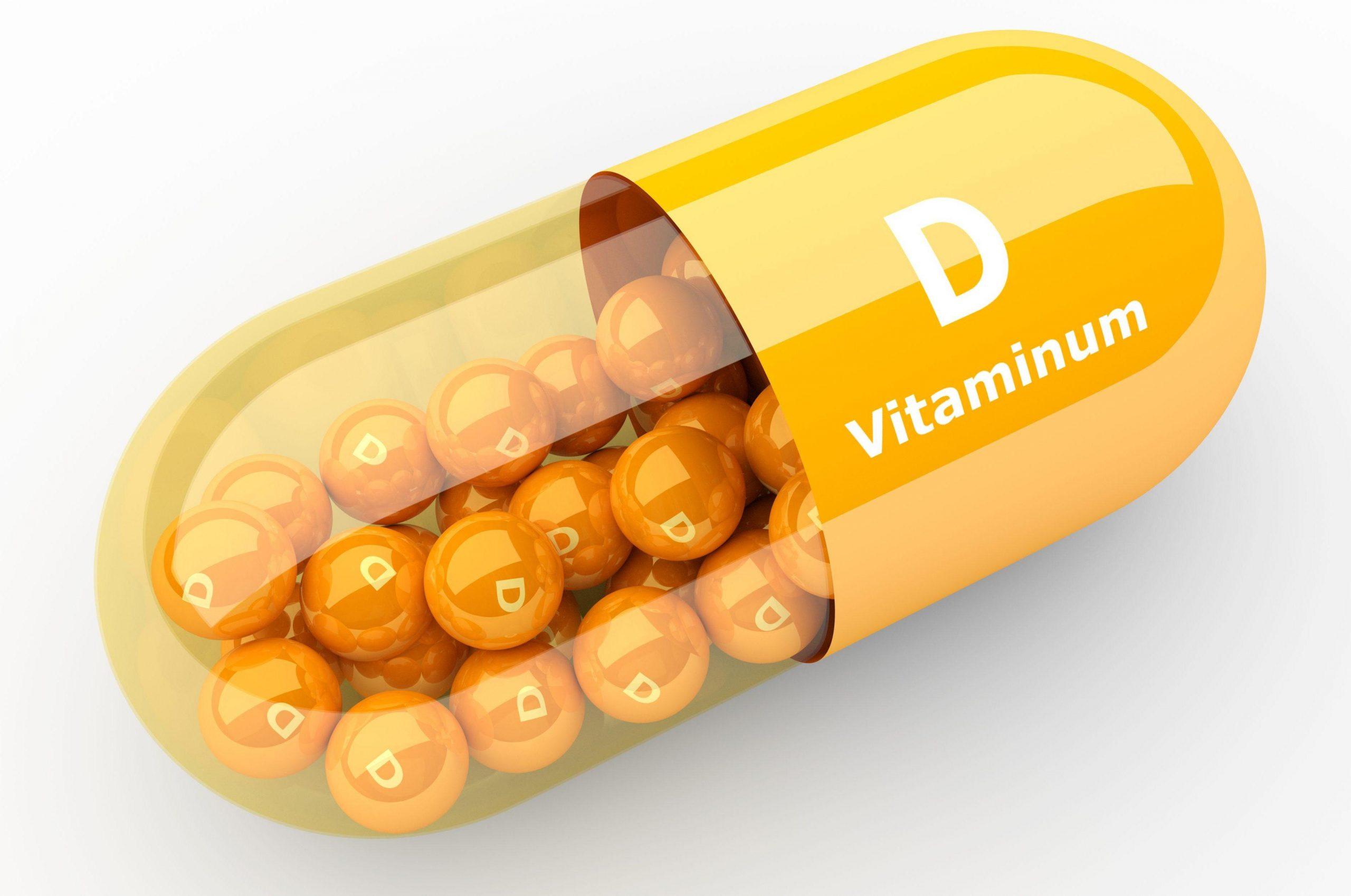 Витамин D: для чего он нужен и где его найти?
