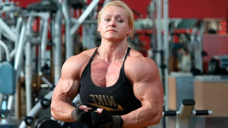 Женский Бодибилдинг — Советы по росту мышц для женщин-культуристов